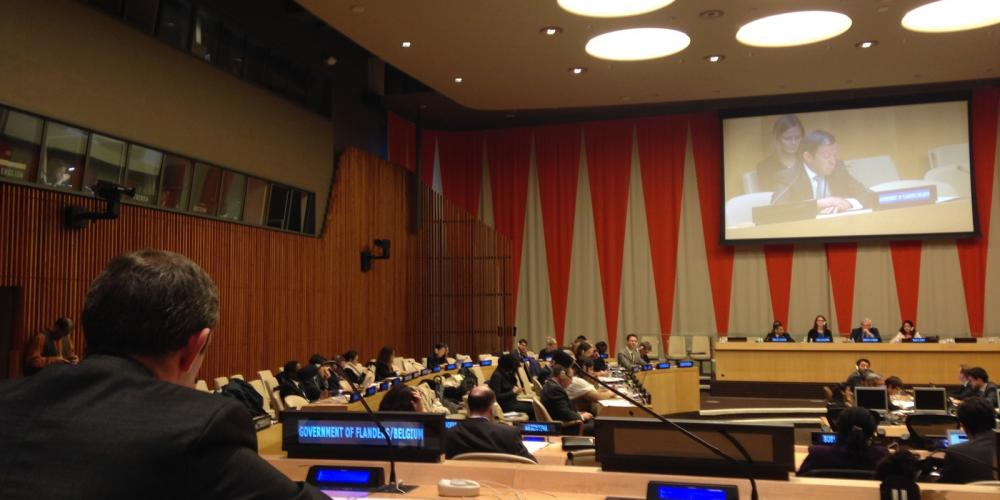 10de CERF High-level Pledging Conference in New York